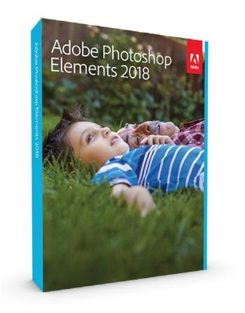 Photoshop Elements 2018 WIN CZ FULL
